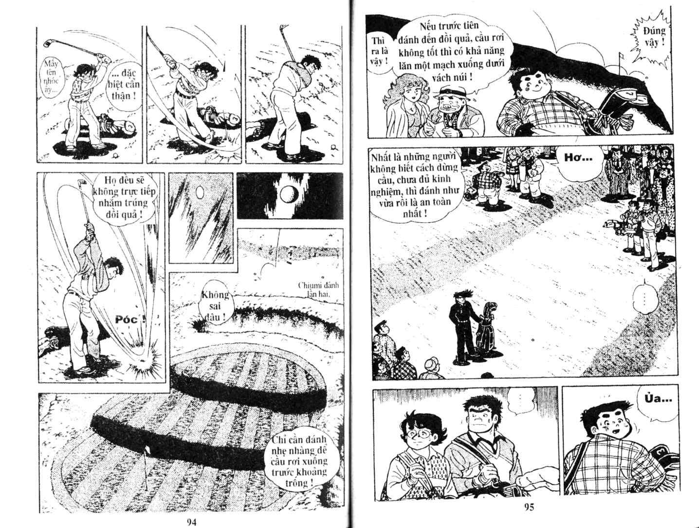 Ashita Tenki ni Naare chapter 5 trang 46