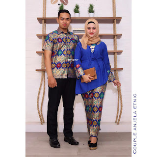 Batik Couple Anjela Etnik