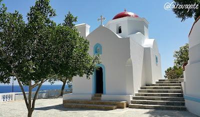 chiesa Kira Panagia Karpathos