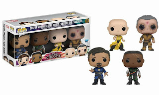 Funko Pop! Doctor Strange Disney 4-pack