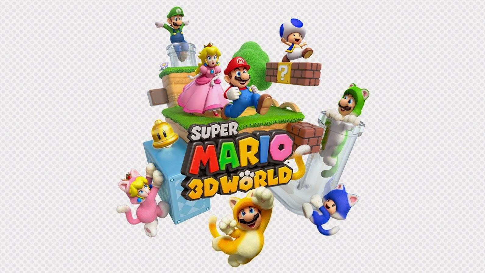 The Stock Pot Inn: Super Mario 3D World (Wii U) Review