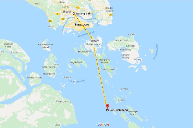 Kemeriahan Nongsa Neptune Regatta Sail To Lingga 2019