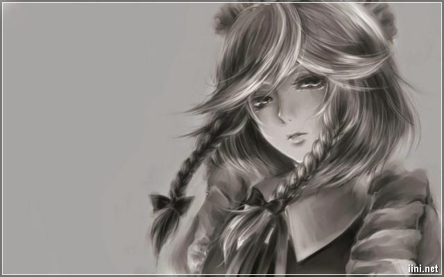 ảnh fantasy buồn khóc