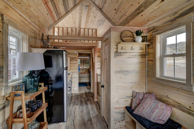 Cypress tiny house - Escalante Village