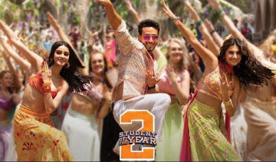 Student of the Year 2 Video Song, Student of the Year 2 Movie Video Song, Student of the Year 2 All Video Song in HD