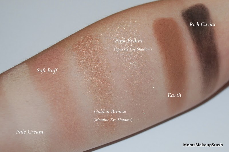 Bobbi Brown Nectar Nude Eye Shadow Palette Spring 2014 Photos