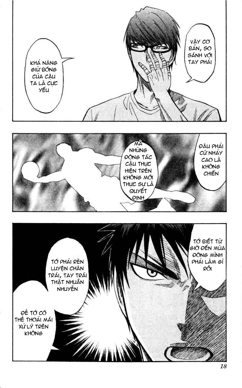 Kuroko No Basket chap 062 trang 13