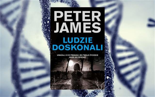 #240. Ludzie doskonali - Peter James