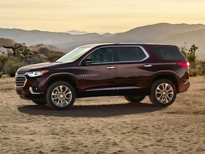 2019 Chevrolet Traverse Review, Specs, Price