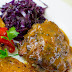 Orange Bacardi Rum Braised Chicken Thighs