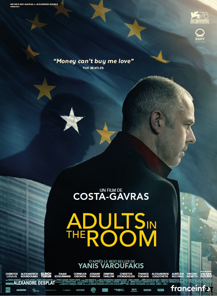 Adults in the Room [BDRip] [Streaming] [Telecharger]