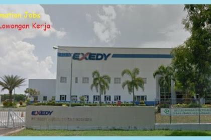 Lowngan Kerja Terbaru PT. Exedy Manufacturing Indonesia