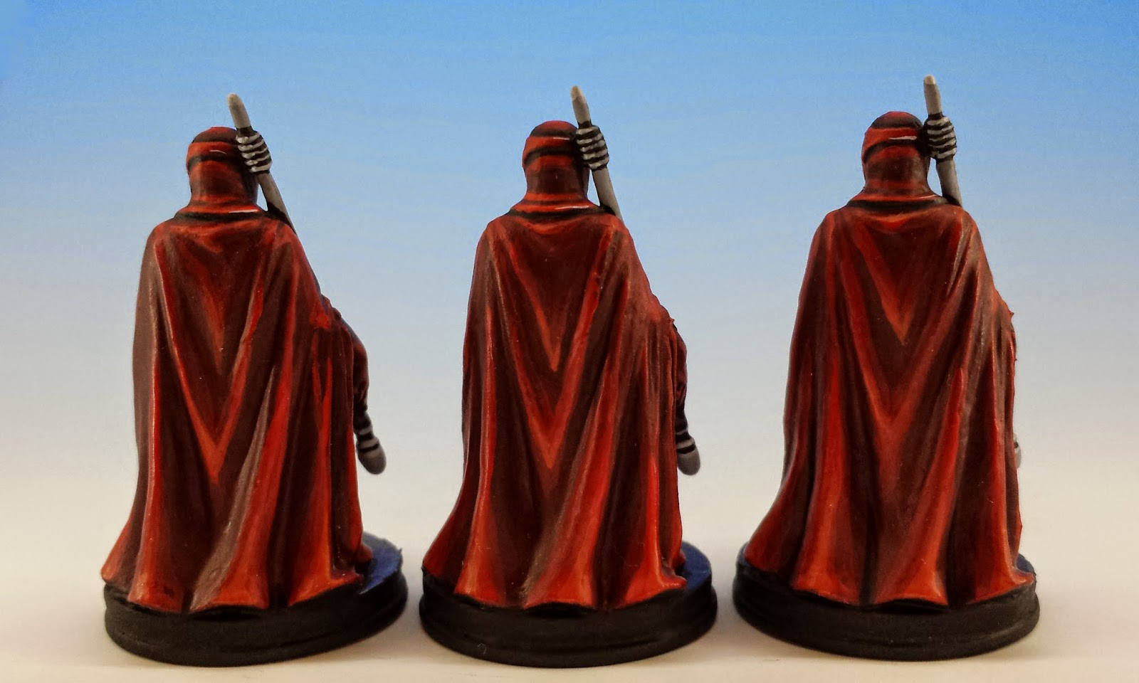 Emperor's Guard, Fantasy Flight Games (2014, sculpted by Benjamin Maillet, painted by M. Sullivan) (rear)