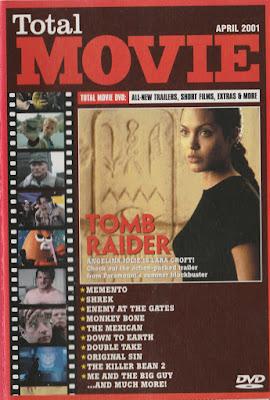 Total Movie:  April 2001