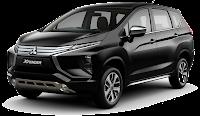 Mitsubishi XPander Warna Hitam Black