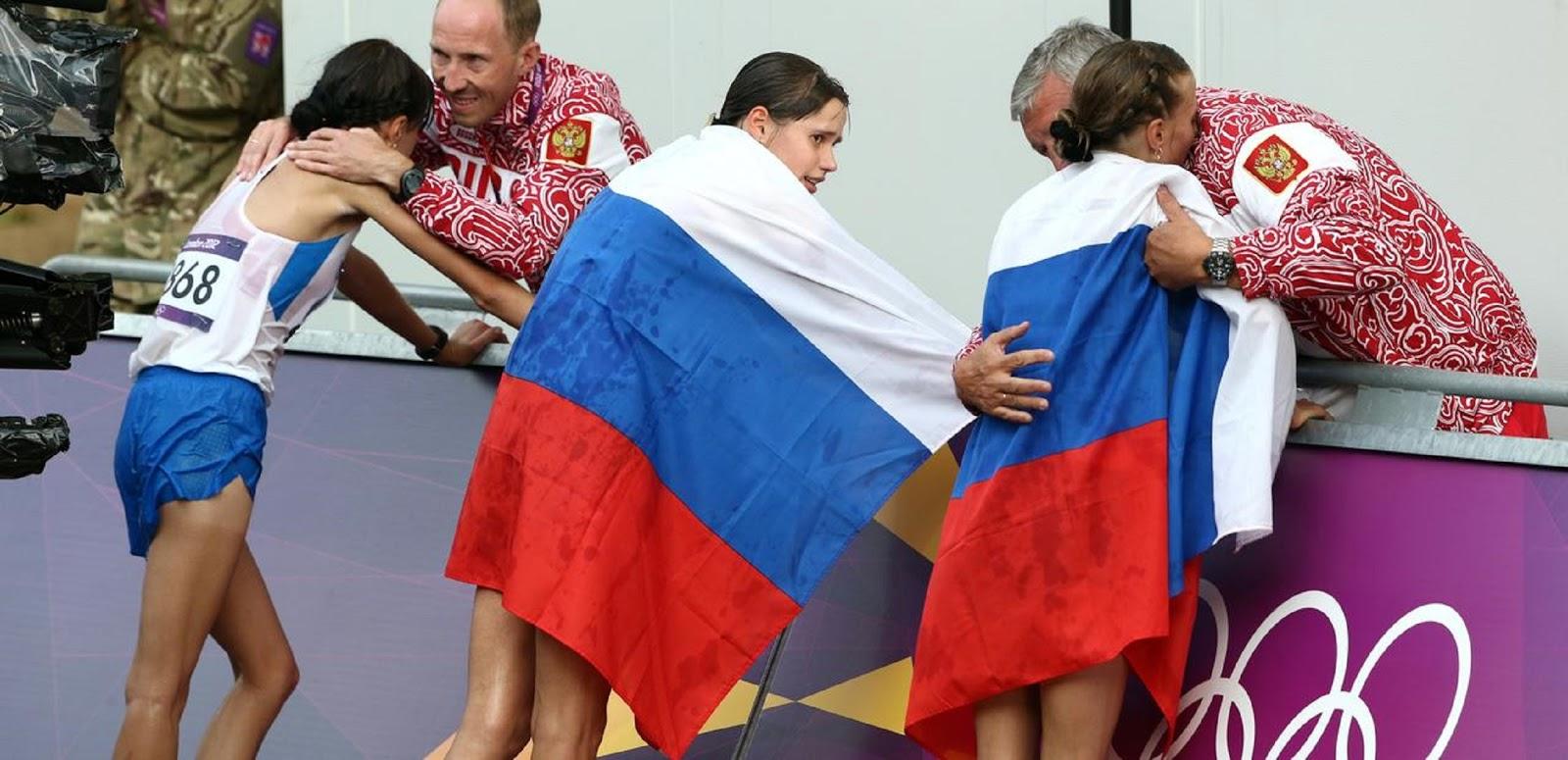 RUSSIA 2016 RIO OLYMPICS 6