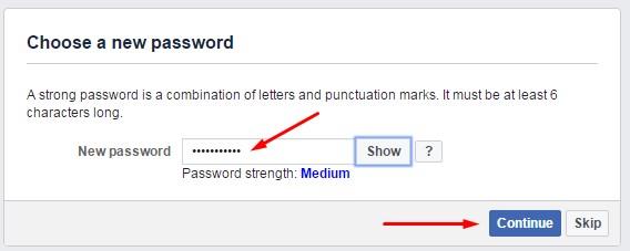 Cara masuk facebook yang lupa email dan kata sandi