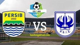 Persib Bandung vs PSIS Semarang: