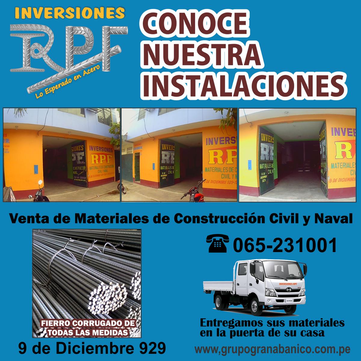 Todo publicidad online venta de materiales de - Materiales de construccion on line ...