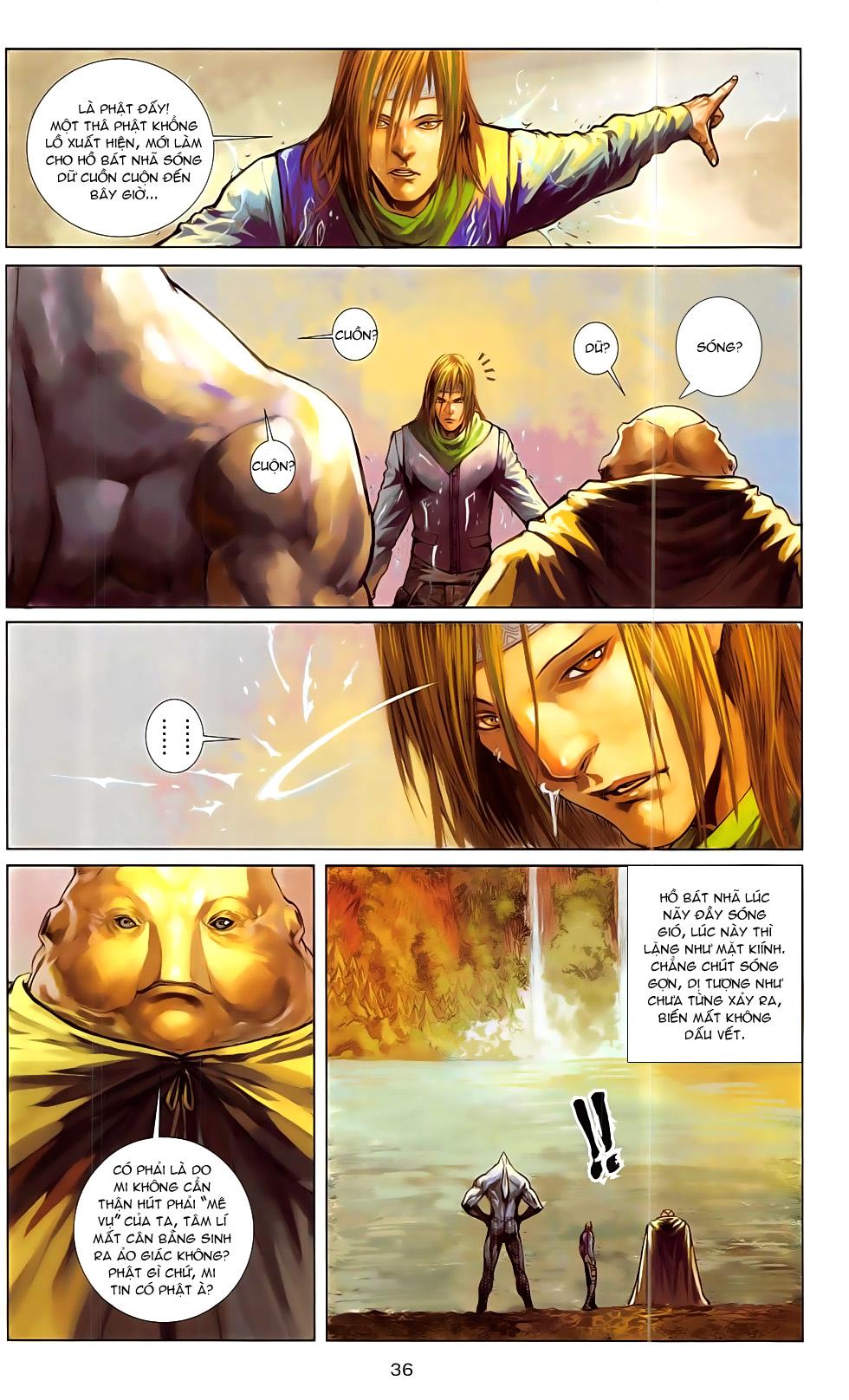 Thần Binh Đấu Giả Chap 2.2 - Next Chap 3