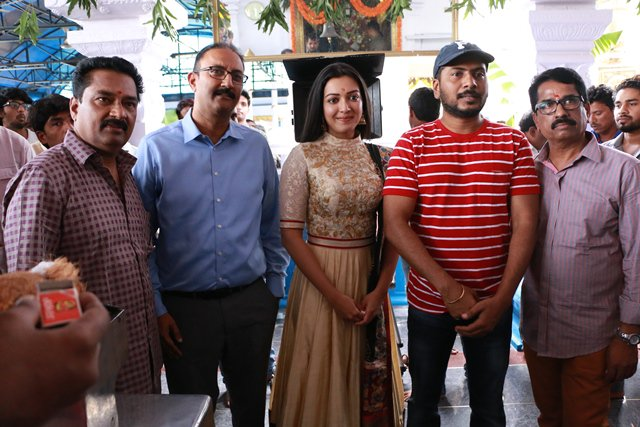 gopi chand samapath nandi movie launch