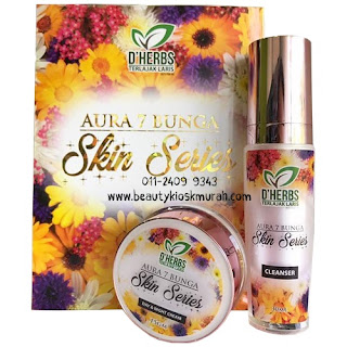 Aura 7 Bunga Skin Series D'Herbs