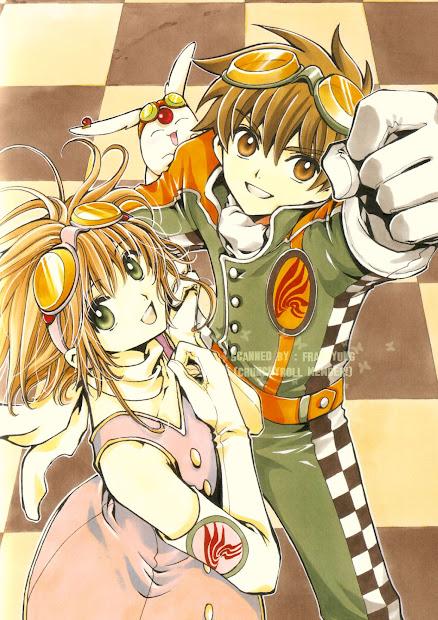 Anime . Tsubasa Reservoir Chronicles Sakura X Syaoran