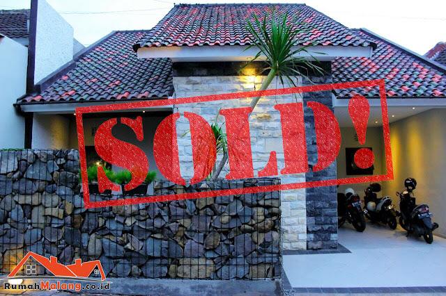 rumah minimalis sigura-gura malang dijual