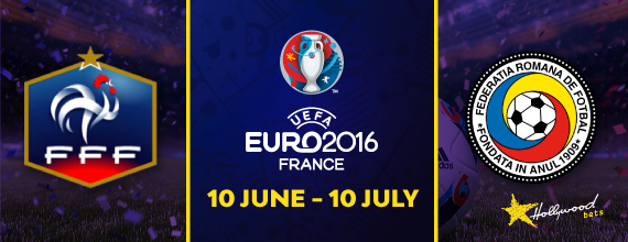We kick off Euro 2016 with a mouth-watering clash between France and Romania on Friday 10 June.