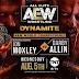 AEW Dynamite 05.08.2020 | Vídeos + Resultados