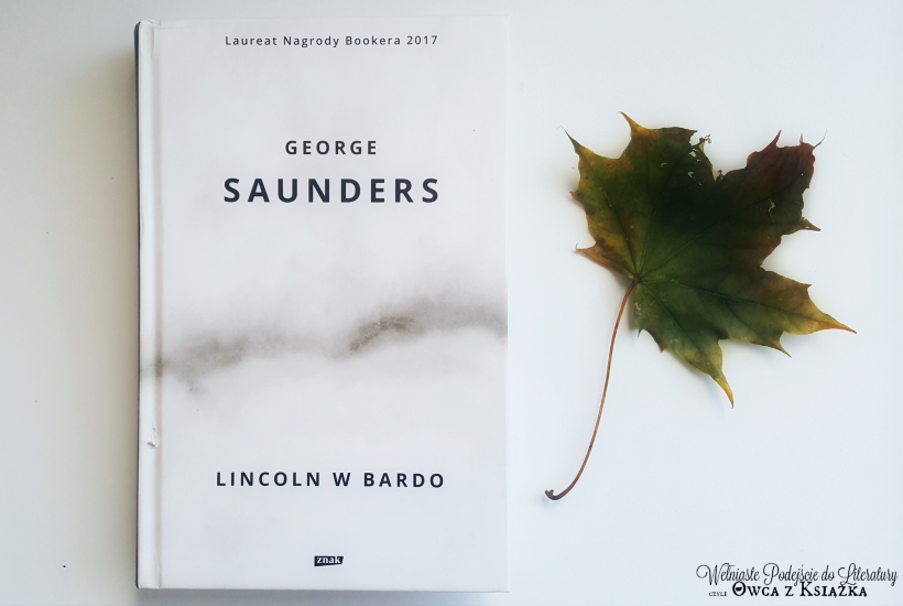 George Saunders Lincoln in w bardo