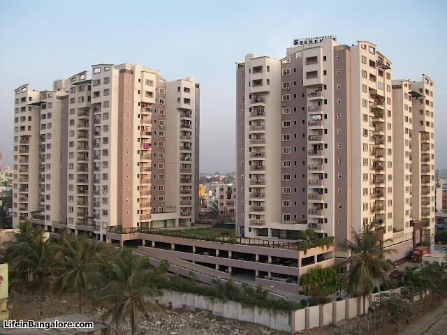 Salarpuria Sattva Serenity Apartments HSR Layout