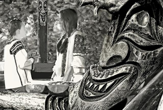 Proiect - Umbre si lighioane, Iasi - autor: Constantin Ciobanu