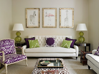 Purple-Color-Living-Room-Traditional-Homes