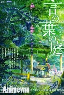 Kotonoha no Niwa - The Garden of Words | The Garden of Kotonoha (2013) 2013 Poster