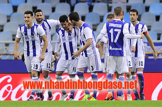 Athletic Bilbao vs Real Sociedad 3h00 ngày 31/8 www.nhandinhbongdaso.net