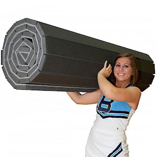 Greatmats Small Cheerleading Mats