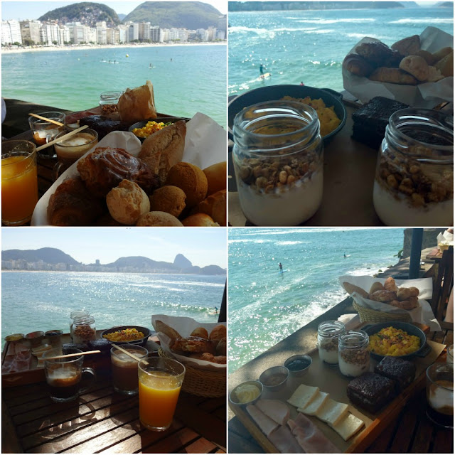 Onde comer e se divertir no Rio de Janeiro? Café 18 do Forte