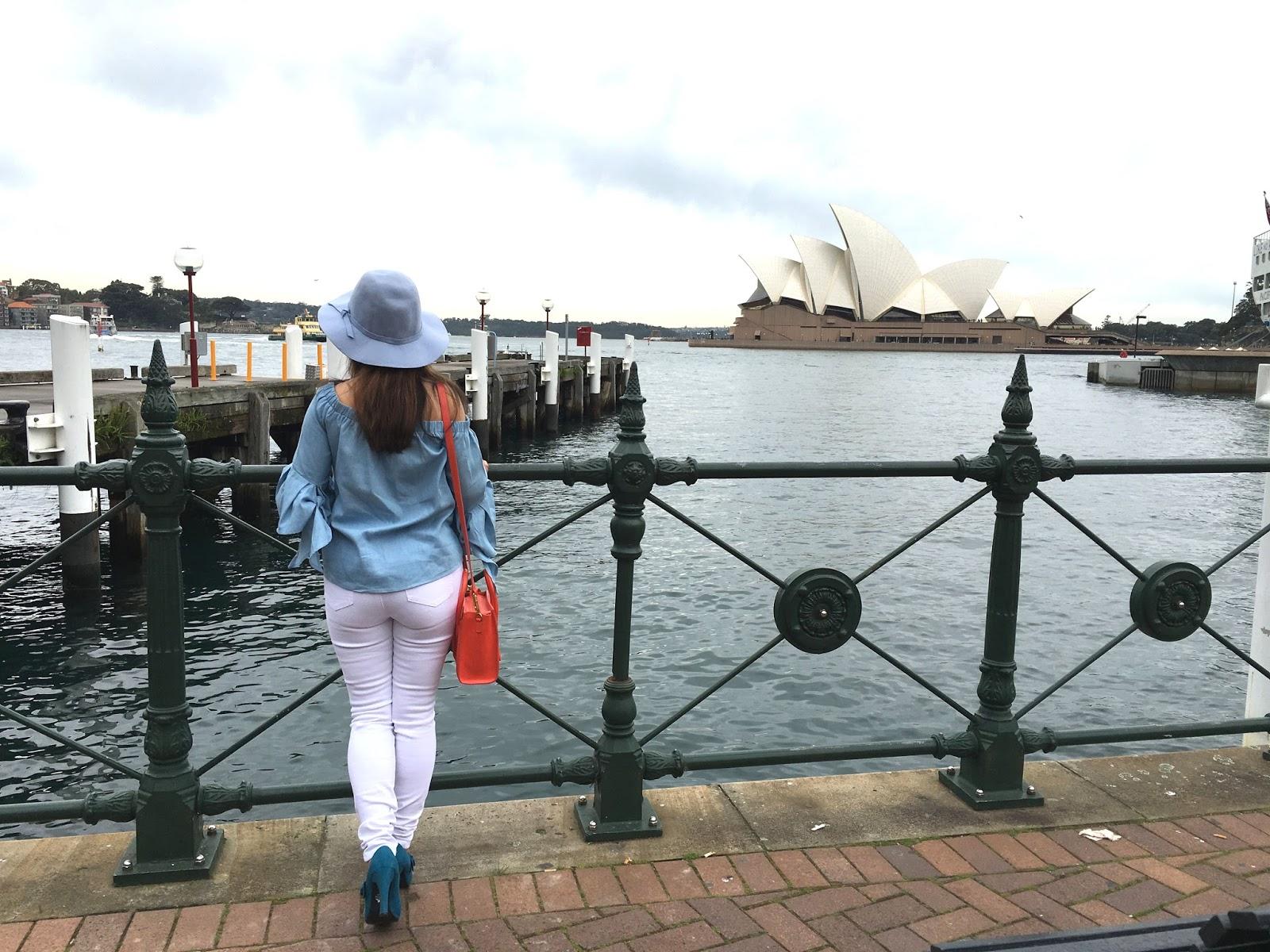 Sydney Wharf