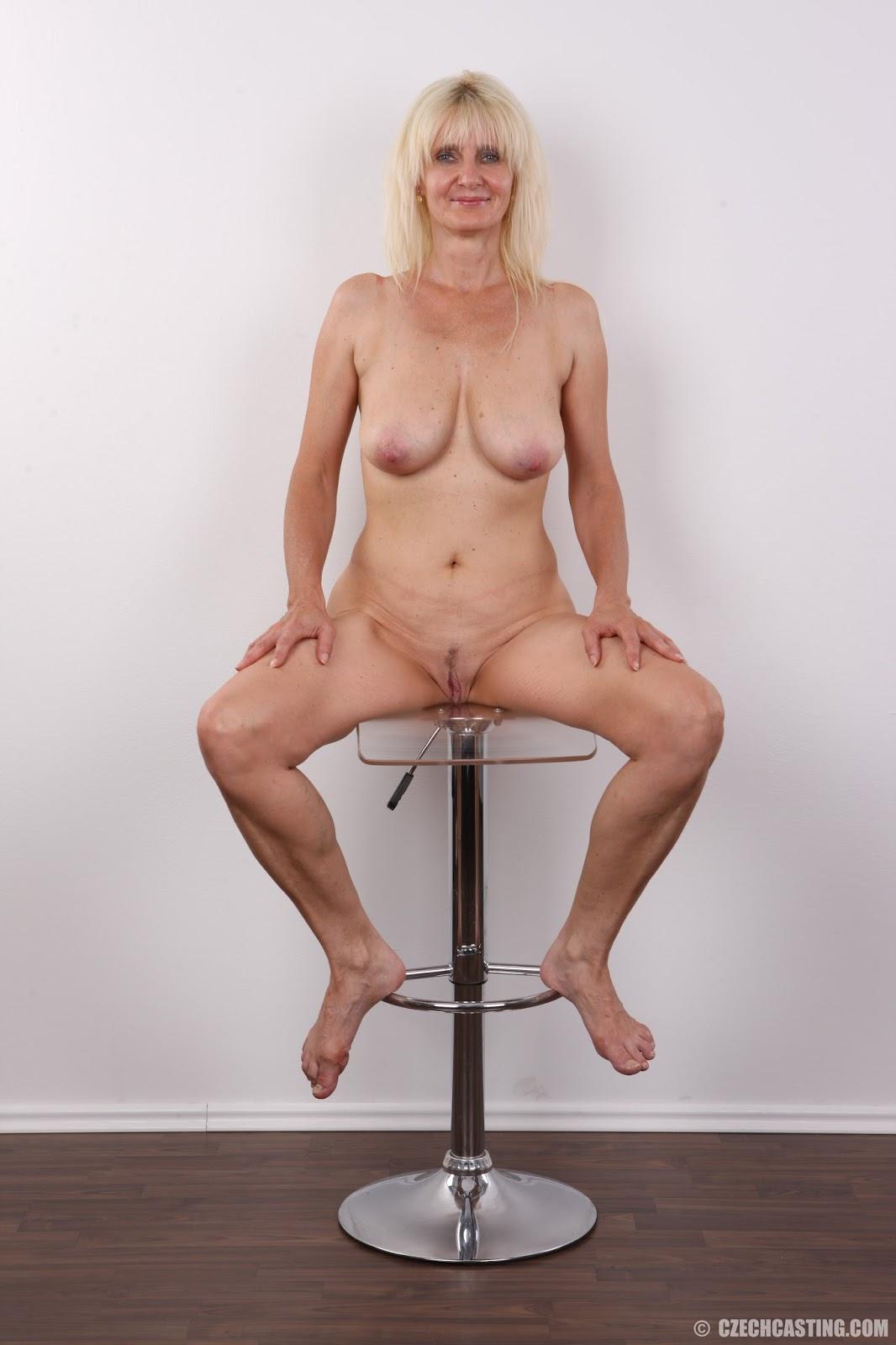 Mature Porn Casting