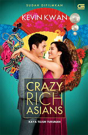 setuju untuk pergi ke Singapura bersama kekasihnya Crazy Rich Asians PDF Karya Kevin Kwan