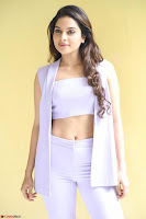 Tanya Hope in Crop top and Trousers Beautiful Pics at her Interview 13 7 2017 ~  Exclusive Celebrities Galleries 019.JPG