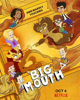 Big Mouth Season 3 Poster 2