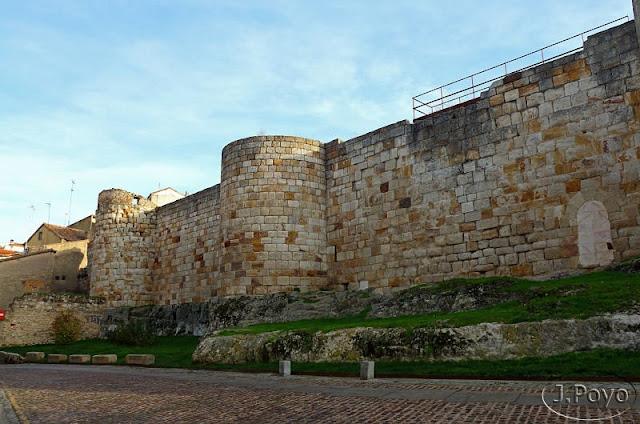 Muralla y Palacio de Doña Urraca, Zamora