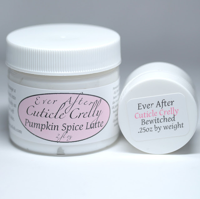 Ever After Cuticle Crelly Pumpkin Spice Latte