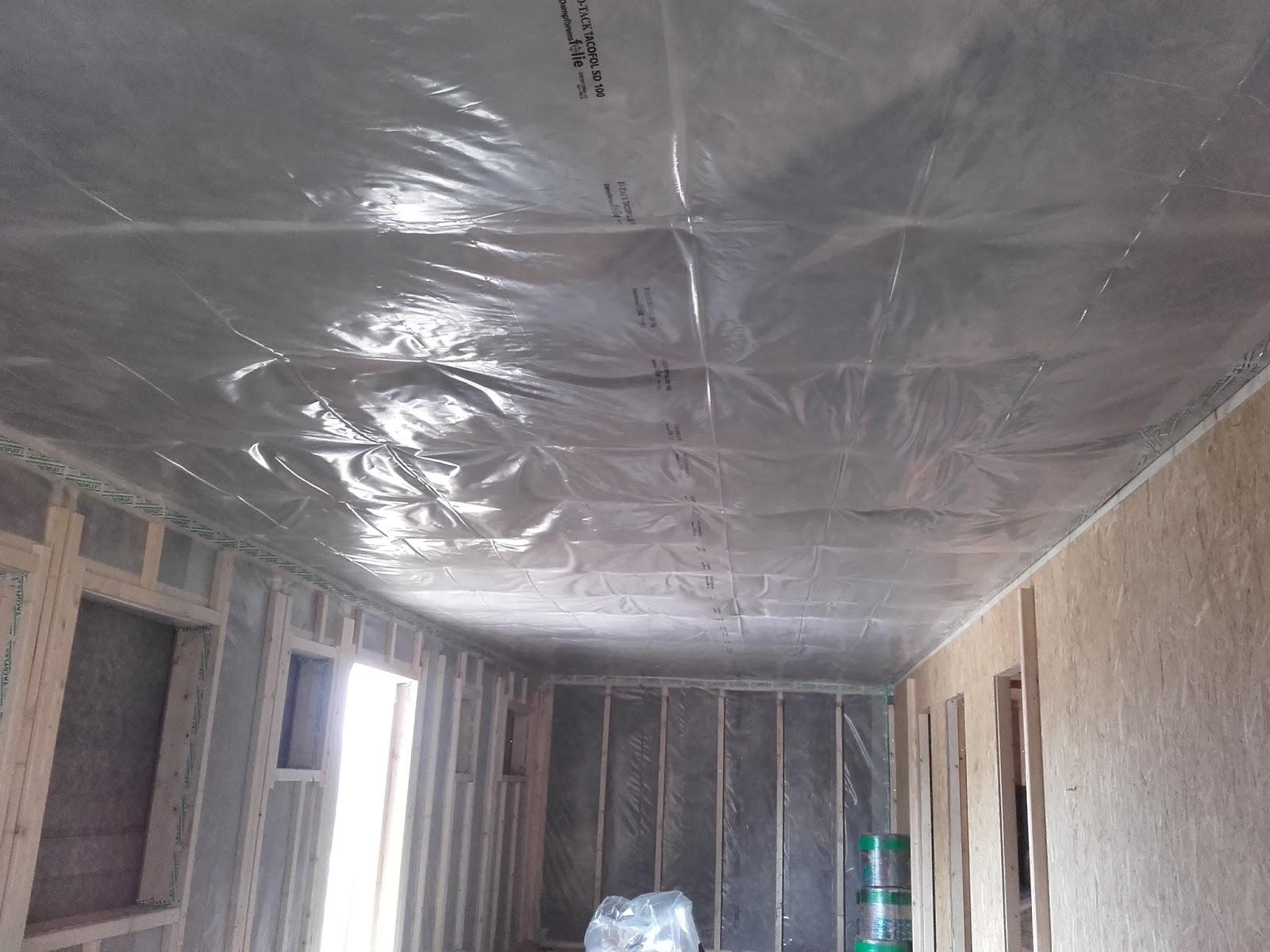 Dampfsperre Badezimmer Decke Decke Isolieren Kellerdecke D Mmen