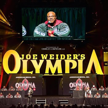 Who will win Mr. Olympia 2018?