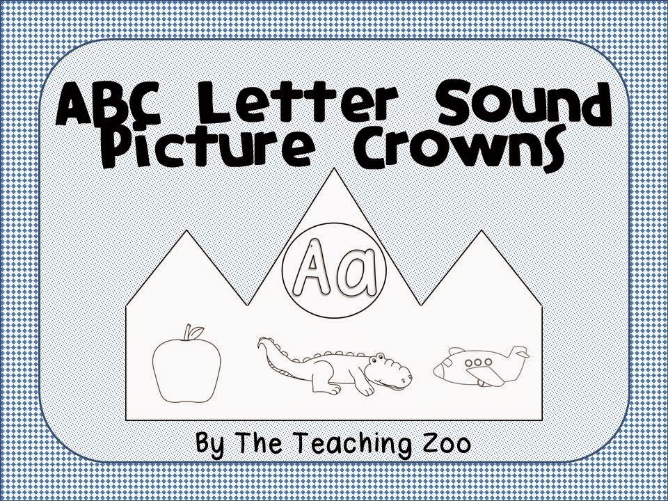 http://www.teacherspayteachers.com/Product/Lets-Learn-the-Alphabet-ABC-Crowns-1297129