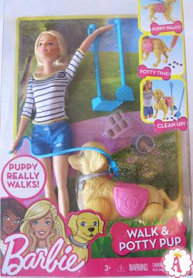 Новая кукла барби 2016 и какающая собачка