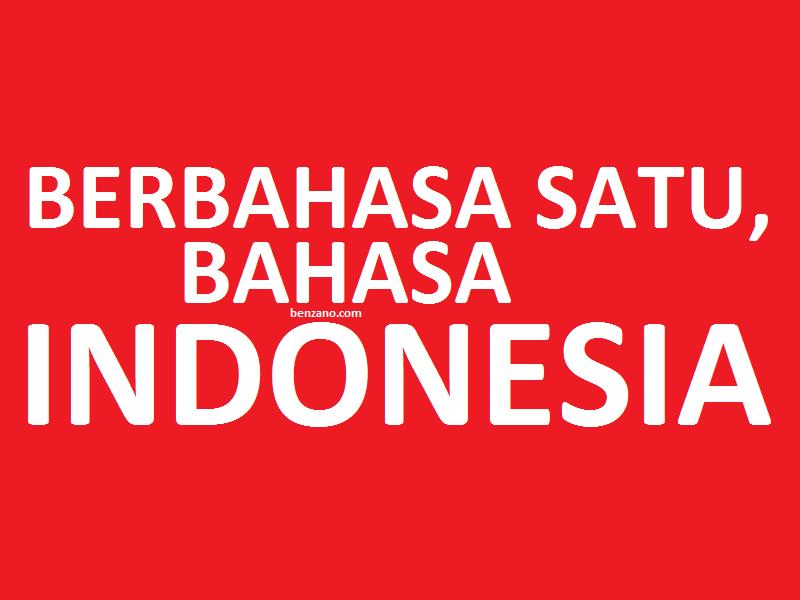 Bahasa Indonesia Sebagai Pemersatu Bangsa Kaskus